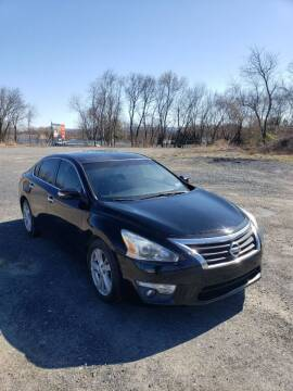 2013 Nissan Altima for sale at Alpine Auto Sales in Carlisle PA