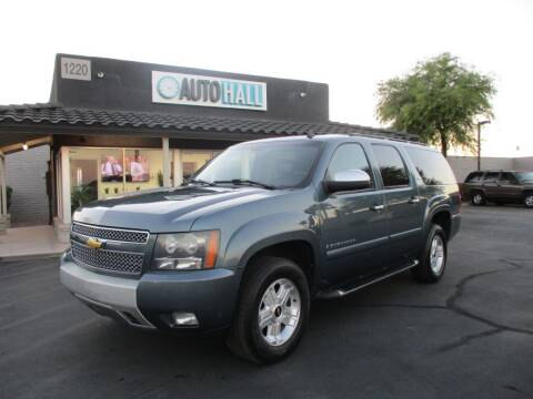 2008 Chevrolet Suburban for sale at Auto Hall in Chandler AZ
