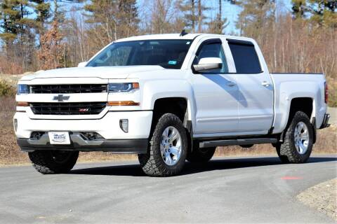 2018 Chevrolet Silverado 1500 for sale at Miers Motorsports in Hampstead NH