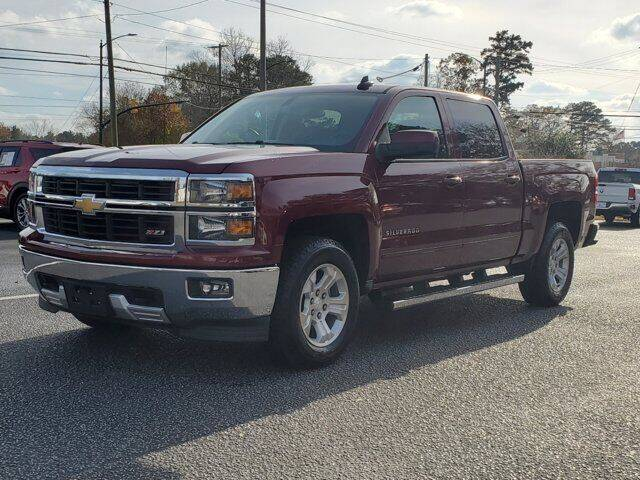 2015 Chevrolet Silverado 1500 for sale at Gentry & Ware Motor Co. in Opelika AL