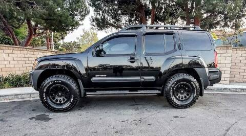 2007 Nissan Xterra for sale at STREET DESIGNS in Upland CA