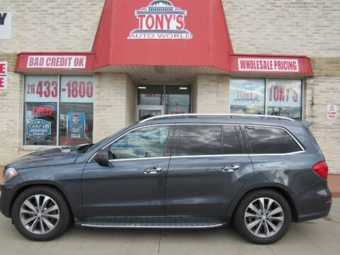 2013 Mercedes-Benz GL-Class for sale at Tony's Auto World in Cleveland OH