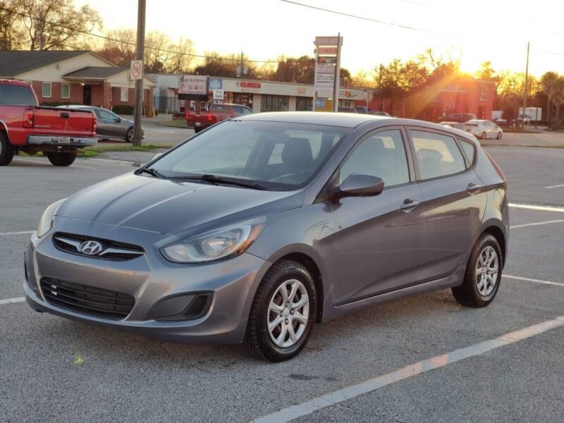 2013 Hyundai Accent for sale at Loco Motors in La Porte TX