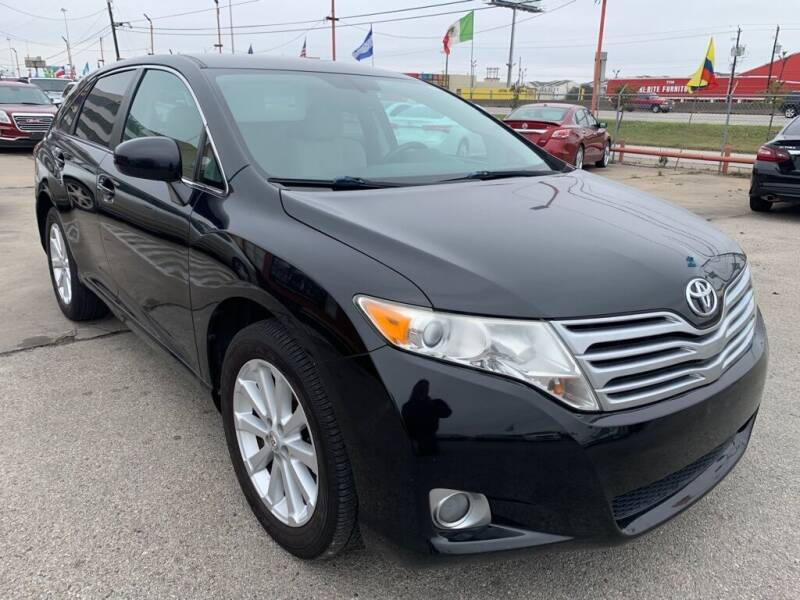 2012 Toyota Venza for sale at JAVY AUTO SALES in Houston TX
