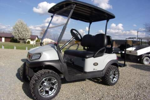 2017 Club Car Precedent Tempo 48 Volt for sale at Area 31 Golf Carts - Electric 4 Passenger in Acme PA