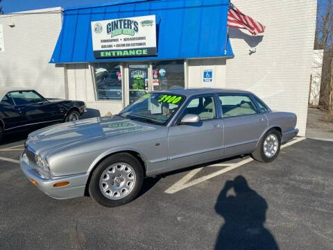 2001 Jaguar XJ-Series for sale at Ginters Auto Sales in Camp Hill PA