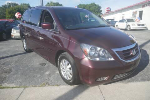 2008 Honda Odyssey for sale at J Linn Motors in Clearwater FL
