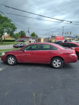 2008 Chevrolet Impala for sale at D and D All American Financing in Warren MI