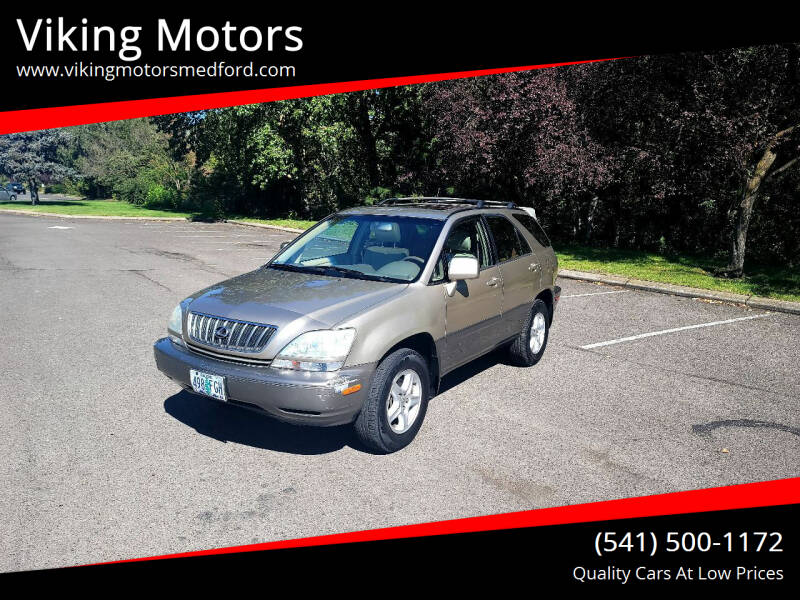 2001 Lexus RX 300 for sale in Medford, OR