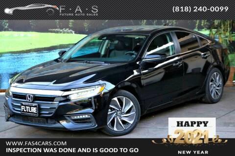2020 Honda Insight for sale at Best Car Buy in Glendale CA