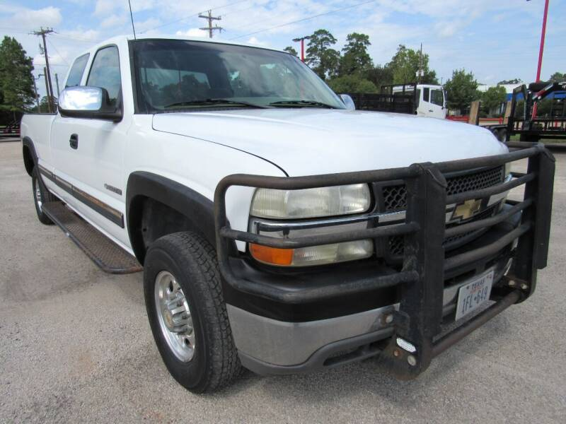 2001 Chevrolet Silverado 2500HD for sale at Park and Sell in Conroe TX