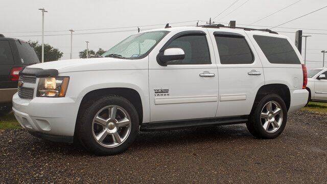 2014 Chevrolet Tahoe for sale at BIG STAR HYUNDAI in Houston TX