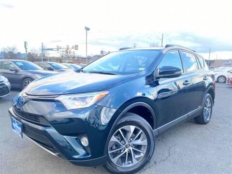 2017 Toyota RAV4 Hybrid for sale at Kargar Motors of Manassas in Manassas VA