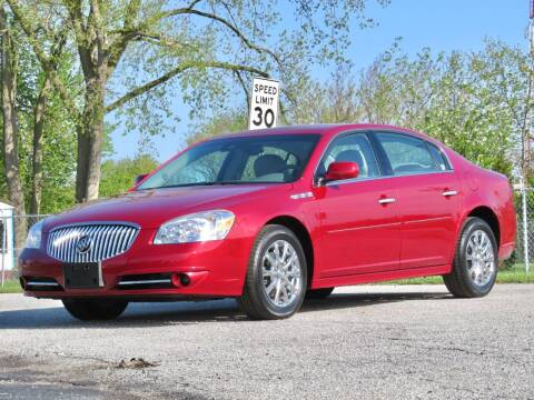 2011 Buick Lucerne for sale at Tonys Pre Owned Auto Sales in Kokomo IN