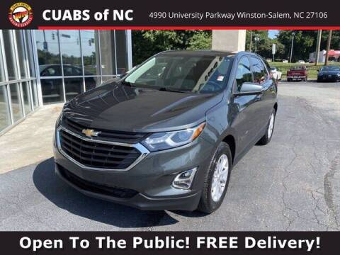 2019 Chevrolet Equinox for sale at Summit Credit Union Auto Buying Service in Winston Salem NC