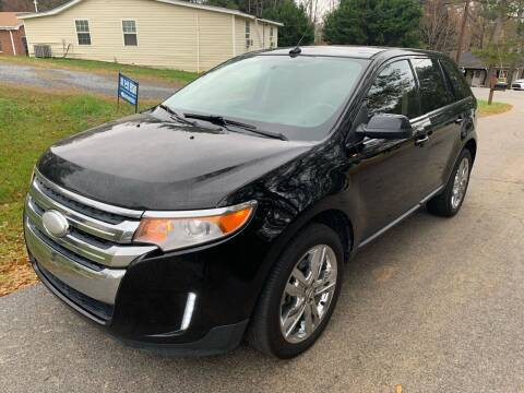 2011 Ford Edge for sale at ATLANTA AUTO WAY in Duluth GA