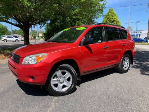 2007 Toyota RAV4 for sale at Seaport Auto Sales in Wilmington NC
