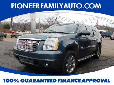 2007 GMC Yukon XL for sale at Pioneer Family auto in Marietta OH