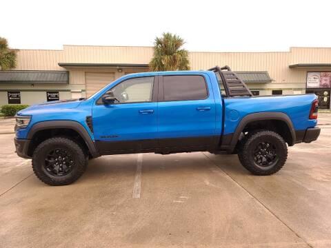 2021 RAM Ram Pickup 1500 for sale at Monaco Motor Group in Orlando FL