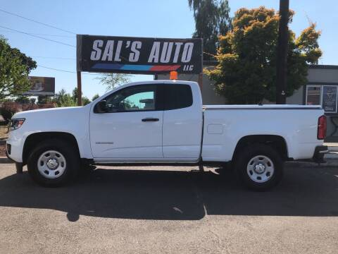2016 Chevrolet Colorado for sale at Sal's Auto in Woodburn OR