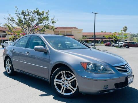 2005 Acura RL for sale at Automaxx Of San Diego in Spring Valley CA