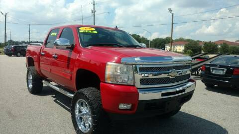 2009 Chevrolet Silverado 1500 for sale at Kelly & Kelly Supermarket of Cars in Fayetteville NC