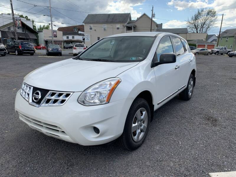 2011 Nissan Rogue for sale at VINNY AUTO SALE in Duryea PA