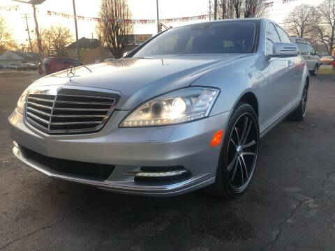 2010 Mercedes-Benz S-Class for sale at Right Place Auto Sales in Indianapolis IN
