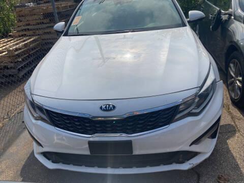 2020 Kia Optima for sale at ALL TEAM AUTO in Las Vegas NV