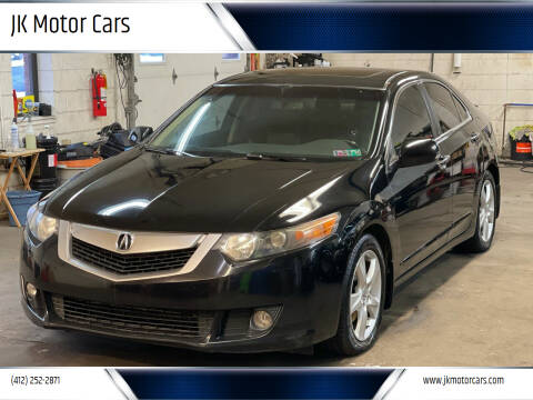 2009 Acura TSX for sale at JK Motor Cars in Pittsburgh PA