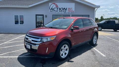 2014 Ford Edge for sale at Action Motor Sales in Gaylord MI