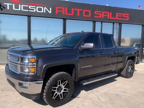 2014 Chevrolet Silverado 1500 for sale at Tucson Auto Sales in Tucson AZ