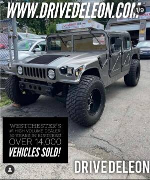 1989 HUMMER Humbee for sale at White River Auto Sales in New Rochelle NY