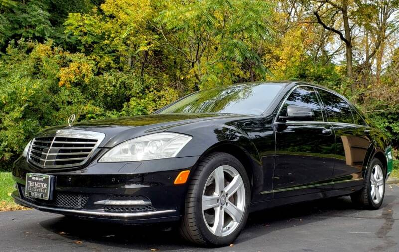 2013 Mercedes-Benz S-Class for sale at The Motor Collection in Columbus OH