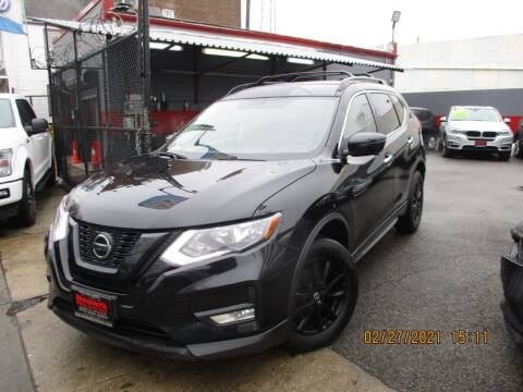 2018 Nissan Rogue for sale at Newark Auto Sports Co. in Newark NJ