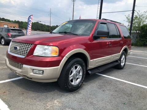 2006 Ford Expedition for sale at Atlas Auto Sales in Smyrna GA