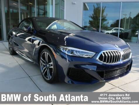 2022 BMW 8 Series for sale at Carol Benner @ BMW of South Atlanta in Union City GA