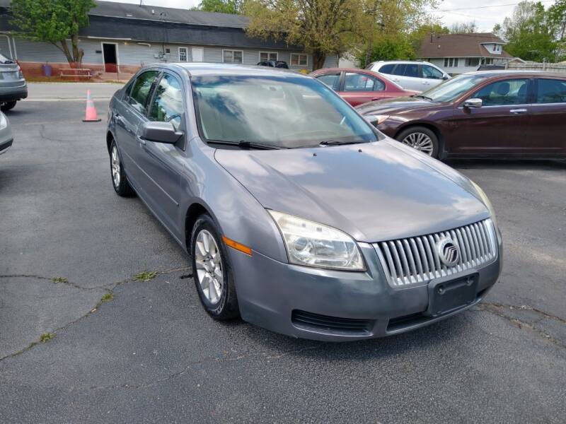 2007 Mercury Milan for sale at I Car Motors in Joliet IL