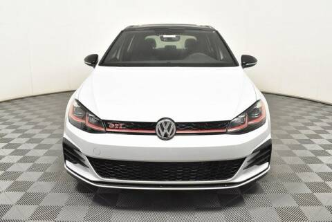 2021 Volkswagen Golf GTI for sale at Southern Auto Solutions - Georgia Car Finder - Southern Auto Solutions-Jim Ellis Volkswagen Atlan in Marietta GA
