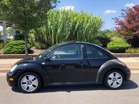 2003 Volkswagen New Beetle for sale at M & E Motors in Neptune NJ