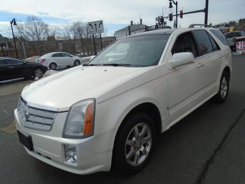 2006 Cadillac SRX for sale at Broadway Auto Services in New Britain CT