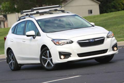 2019 Subaru Impreza for sale at P M Auto Gallery in De Soto KS