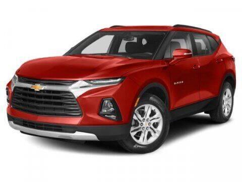 2019 Chevrolet Blazer for sale at SHAKOPEE CHEVROLET in Shakopee MN