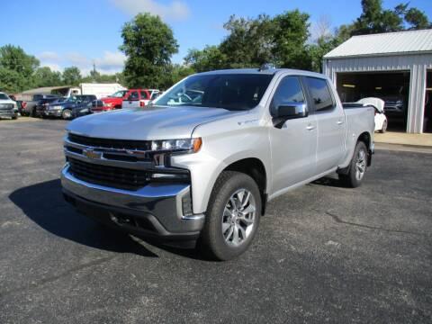 2020 Chevrolet Silverado 1500 for sale at Jones Auto Sales in Poplar Bluff MO