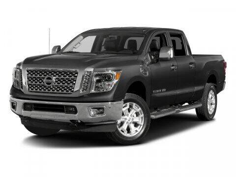 2017 Nissan Titan XD for sale at J T Auto Group in Sanford NC