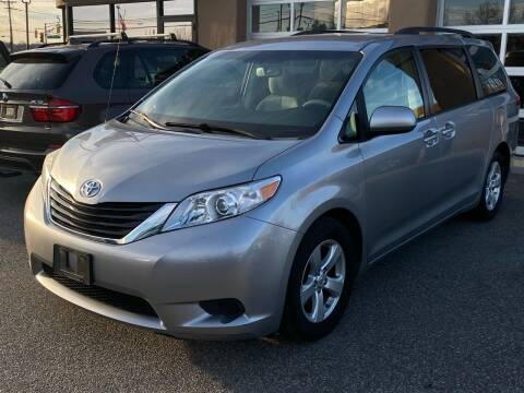 2012 Toyota Sienna for sale at MAGIC AUTO SALES in Little Ferry NJ