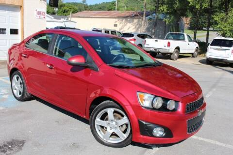 2014 Chevrolet Sonic for sale at SAI Auto Sales - Used Cars in Johnson City TN