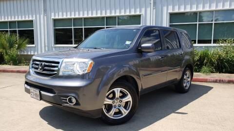 2014 Honda Pilot for sale at Houston Auto Preowned in Houston TX