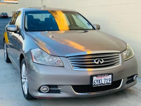 2010 Infiniti M35 for sale at Auto Zoom 916 in Rancho Cordova CA