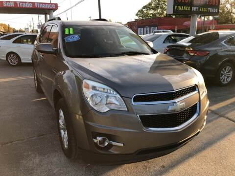 2011 Chevrolet Equinox for sale at Kings Auto Group in Tampa FL